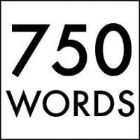 750 Words Logo
