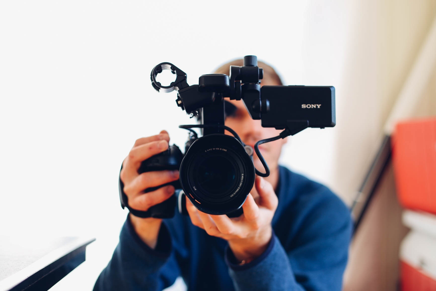 Converting video to text makes journalists work faster
