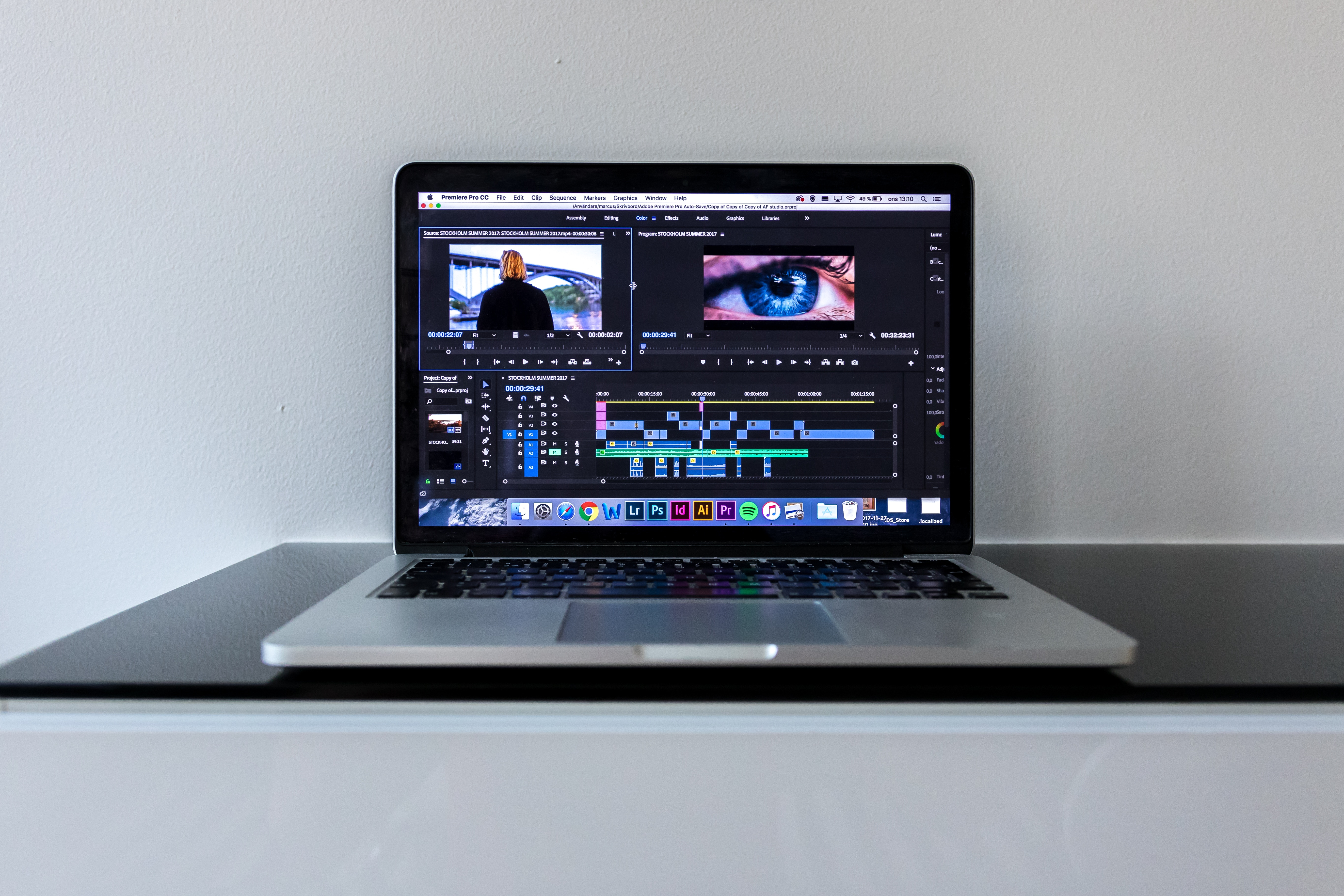 Fast video captions are essential for digital video production