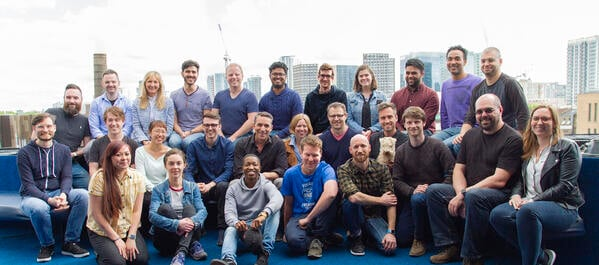 Photo of Team Trint - May 2018