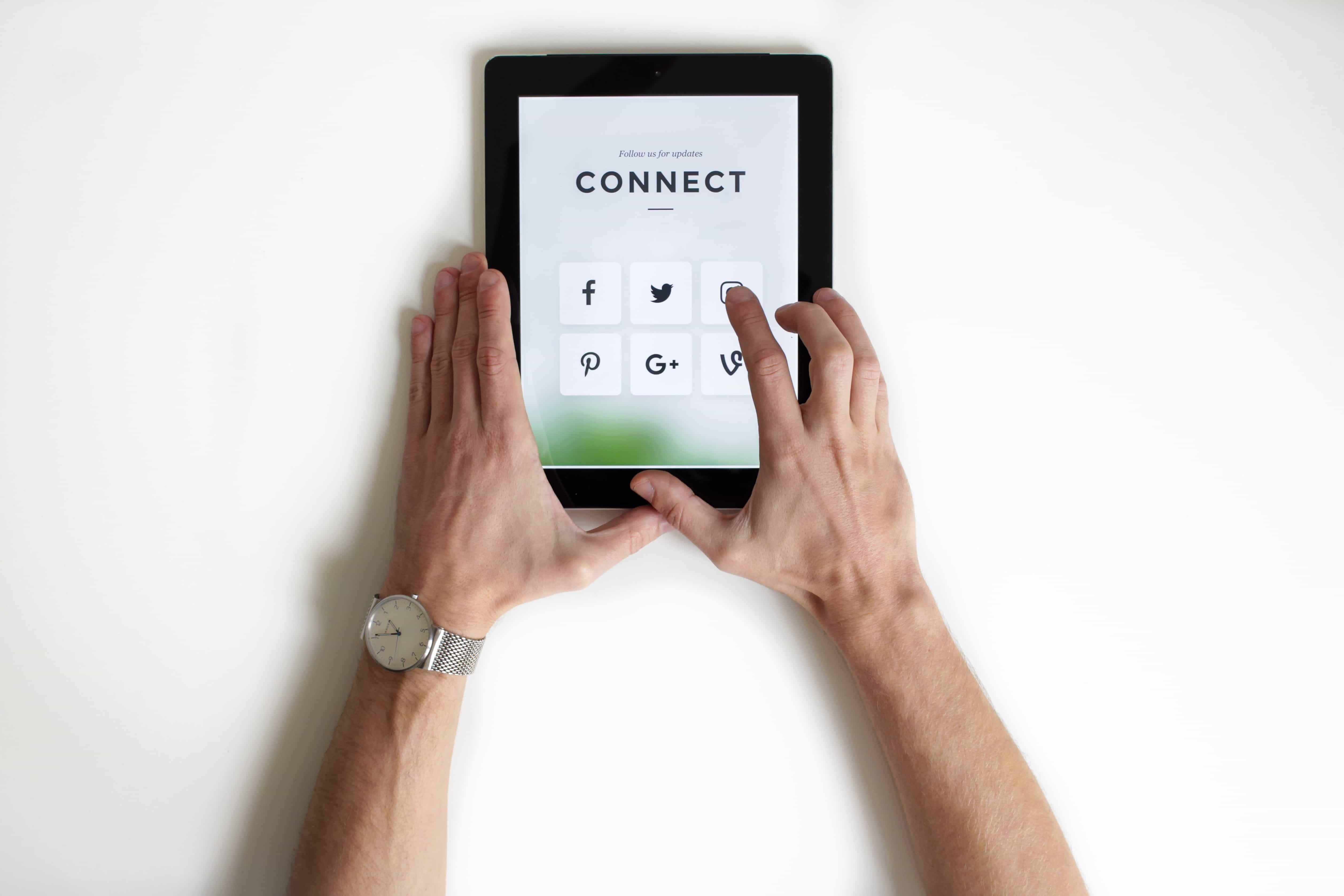 Social media for law firms expand reach and provide an extra customer touchpoint