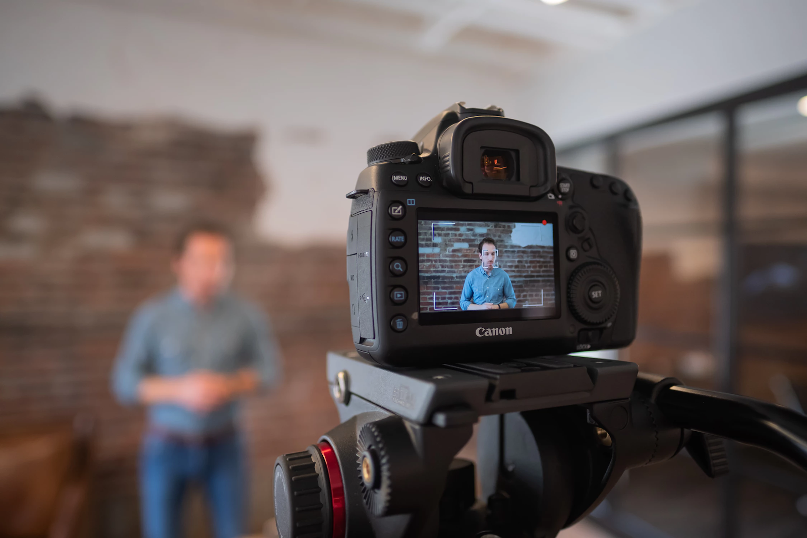 Video marketing happens in moments by converting video speech to text