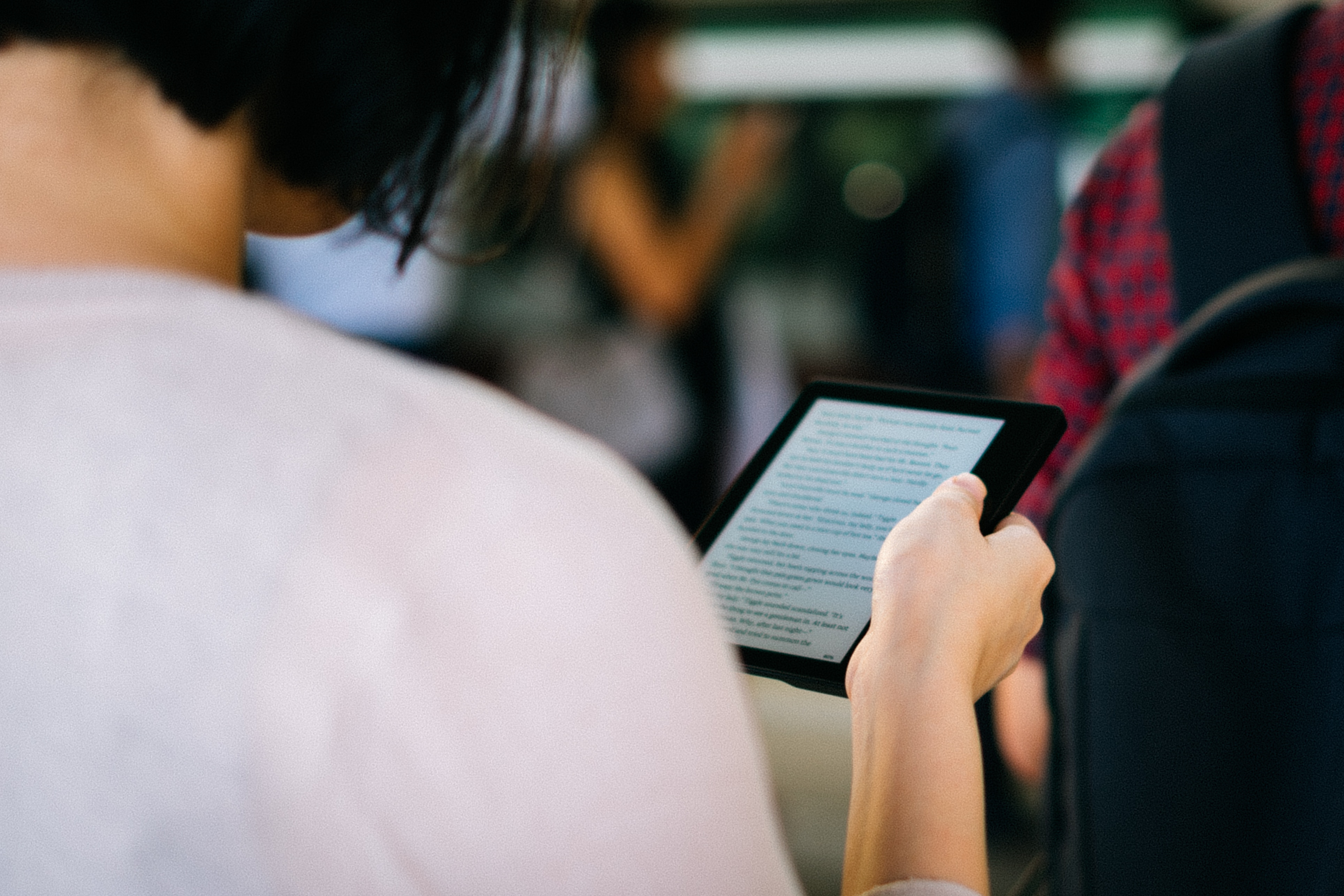 Reading is a major part of postgrad life