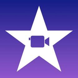 iMovie Logo